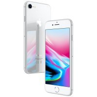 Смартфон Apple iPhone8 256GB Silver (MQ7D2RM/A)