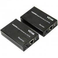 kupit-HDMI-RJ45 разветвитель Vcom (DD471)-v-baku-v-azerbaycane