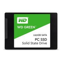 Внутренний SSD WD Green 120Gb (WDS120G1G0A)