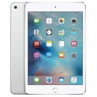 Планшет Apple iPad Mini 4: Wi-Fi + Cellular 128GB - Silver (MK772RK/A)