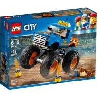 kupit-КОНСТРУКТОР LEGO City Great Vehicles Монстр-трак (60180)-v-baku-v-azerbaycane