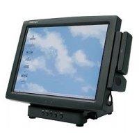 kupit-POS-Монитор цветной сенсорный Posiflex TM-7112АB TouchScreen 12