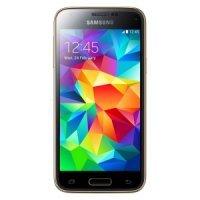 Мобильный телефон Samsung Galaxy S5 mini SM-G800 Dual Sim Gold