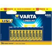 kupit-Батарейки VARTA LONGLIFE EXTRA 4103 AAA (10)-v-baku-v-azerbaycane