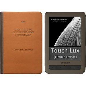 Электронная книга PocketBook 623 Black GL VIP Edition