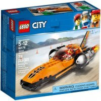 kupit-КОНСТРУКТОР LEGO City Great Vehicles Гоночный автомобиль (60178)-v-baku-v-azerbaycane