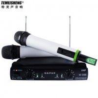 kupit-Караоке Temeisheng wireless microphone (W-988)-v-baku-v-azerbaycane