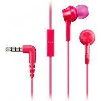 Наушники Panasonic RP-TCM105E-P (Pink)