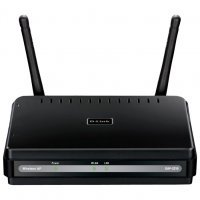 Точка доступа Router D-Link DAP-2310/A1A 802.11b/g/n, до300мб/с (DAP-2310/A1A)