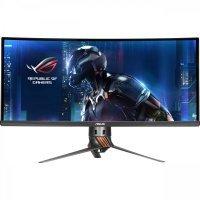"""Монитор Asus ROG Swift Curved Gaming Monitor PG348Q 34"""" Plasma Copper+Armor Titanium (90LM02A0-B01370)"""