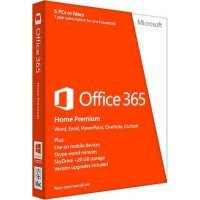 Программное обеспечение Microsoft Office 365 Home Premium 32/64 Russian 5pk (6GQ-00177)