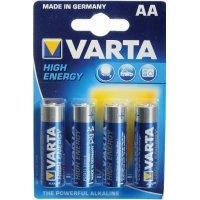 kupit-Батарейки Varta High Energy AA LR6-v-baku-v-azerbaycane