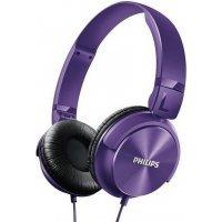 Наушники Philips SHL3060PP/00 Purple