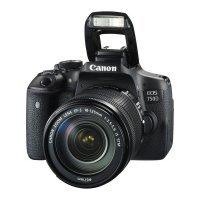kupit-Фотокамера Canon EOS 750D 18-135 mm-v-baku-v-azerbaycane