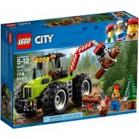 kupit-КОНСТРУКТОР LEGO City Great Vehicles Лесной трактор (60181)-v-baku-v-azerbaycane