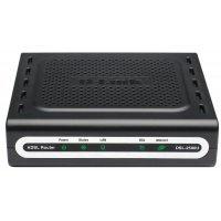 Роутер ADSL Ethernet-маршрутизатор D-Link DSL-2500U/BRU ADSL2, 1-port.10/100Mbps., QoS. со сплитером D (DSL-2500U/BRU)
