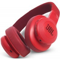kupit-БЕСПРОВОДНЫЕ НАУШНИКИ JBL E55BT Bluetooth Over-Ear Headphones Red-v-baku-v-azerbaycane