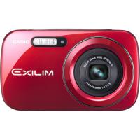 Фотоаппарат Casio EX-N1 (red)