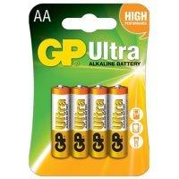 kupit-Батарейки GP battery Ultra Alkaline AA(4)15AU-2UE4-v-baku-v-azerbaycane