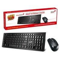 Клавиатура с мышкой Wireles Genius SlimStar 8008