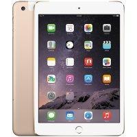 Планшет Apple iPad Mini 4: Wi-Fi + Cellular 128GB - Gold (MK782RK/A)