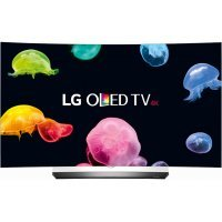 "Телевизор LG 65"" OLED65C6V QLED, Ultra HD 4K, Smart TV, 3D, Wi-Fi"