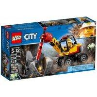 kupit-КОНСТРУКТОР LEGO City Mining Трактор для горных работ (60185)-v-baku-v-azerbaycane