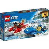 kupit-КОНСТРУКТОР LEGO City Police Погоня по горной реке (60176)-v-baku-v-azerbaycane