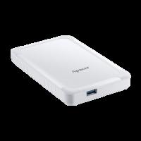 Внешний HDD Apacer 1 TB USB 3.1 Gen 1 Portable Hard Drive AC532 White Shockproof (AP1TBAC532W-1)