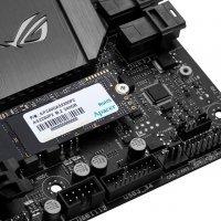 Внутренний SSD Apacer AS2280P2 120 GB SSD NVMe M.2 PCIe Gen3 x2 TLC (AP120GAS2280P2)