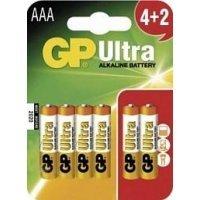 kupit-Батарейки GP battery Ultra Alkaline AAA(6) 24AU4/2-v-baku-v-azerbaycane