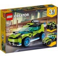 kupit-КОНСТРУКТОР LEGO Creator Суперскоростной раллийный автомобиль (31074)-v-baku-v-azerbaycane