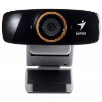 Веб Камера Genius FaceCam 1020 (HD/˙720P/AF/USB 2.0/MIC/UVC/Adjustable click) (32200010100)