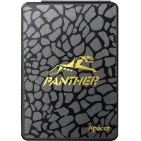 """Внутренний SSD Apacer AS340 Panther 480 GB SSD 2.5"""" SATA III 6Gb/s TLC (AP480GAS340G)"""