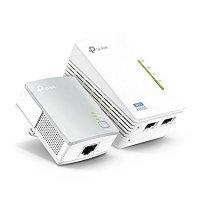 Wi-Fi+Powerline адаптер AV600 kit (TL-WPA4220kit)