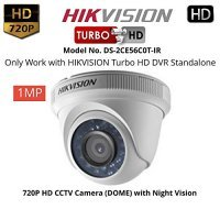 Turbo HD-камера Hikvision DS-2CE56C0T-IRP