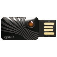 Беспроводной USB-адаптер ZyXEL NWD2105 EE Wi-Fi 802.11n 150 Мбит/с (NWD2105 EE)