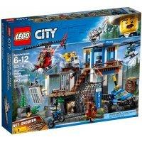 kupit-КОНСТРУКТОР LEGO City Police Полицейский участок в горах (60174)-v-baku-v-azerbaycane
