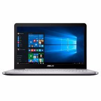 Ноутбук Asus N752VX i7 17,3 Full HD Warm GRAY  (N752VX-GB102T)