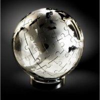 kupit-3D Puzzle EUREKA - Глобус-v-baku-v-azerbaycane