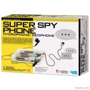 4M (Super Spy Phone)