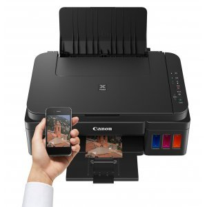 Принтер Canon PIXMA G3400 All-in-One A4 Wi-Fi (СНПЧ)