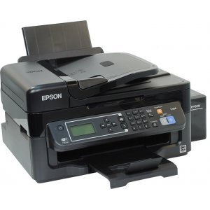 Принтер Epson L566 A4 Color All-in-One СНПЧ