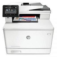 Принтер HP LaserJet Color MFP M377dw Printer (M5H23A) Wi-Fi