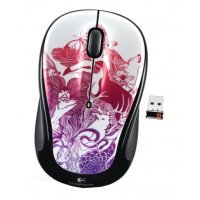 Беспроводная мышь Logitech Wildlife Graffiti Collection (M325)