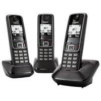 Телефон Siemens Gigaset A420 TRIO RUS