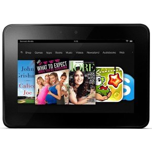 Электронная книга Amazon Kindle Fire HD 32Gb