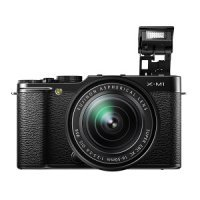 Фотоаппарат Fujifilm X-M1 16-50mm kit black