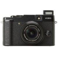 Фотоаппарат Fujifilm X20 black