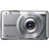 Фотоаппарат Fujifilm FinePix JX550(Silver)